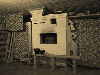 Печное отопление - русская печь, банная печь, кладка печей, каминов...