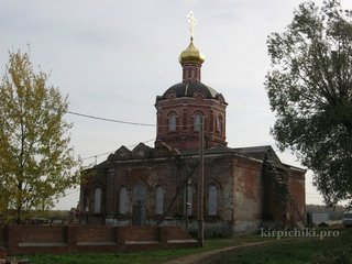 Церковь Собора Иоанна Предтечи, с. Сумароково.