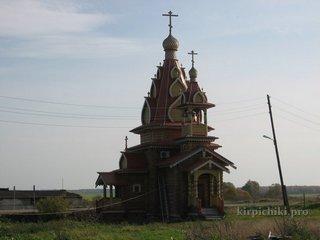 Церковь Иконы Божией Матери Неувядаемый Цвет в Сумароково.
