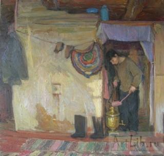 Блинов К.В. - Наша печь, 2008