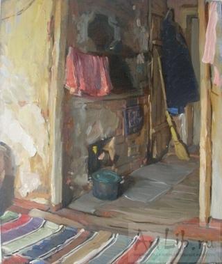 Блинова Ю. К. - Русская печь, 2010