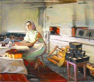С.Смирнов - Утро в пекарне, 1998