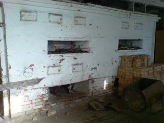 Хлебопекарная печь, ремонт.