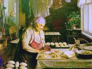 Юрий Панцирев - Нянькины пироги.